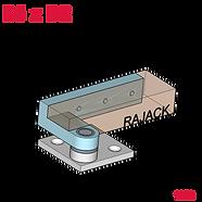 RAJACK B6xD1 Pivot