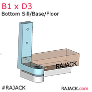 RAJACK B1xD3 Pivot