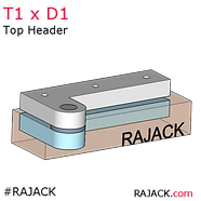 RAJACK T1xD1 Pivot