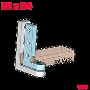 RAJACK B2xD4 Pivot