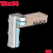 RAJACK T5xD4 Pivot