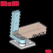 RAJACK B6xD3 Pivot