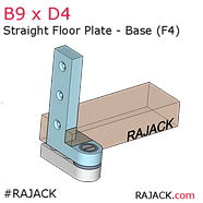 RAJACK B9xD4 Pivot