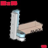 RAJACK B3xD3 Pivot