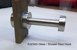 Glass Door Hook