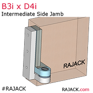 RAJACK Intermediate Hinge