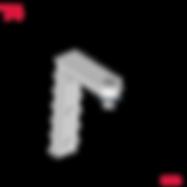 RAJACK T4 PIVOT HINGE #T4