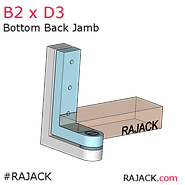 RAJACK B2xD3 Pivot