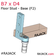 RAJACK B7xD4 Pivot