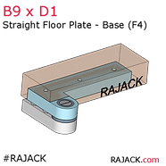 RAJACK B9xD1 Pivot