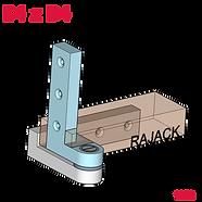 RAJACK B4xD4 Pivot
