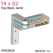 RAJACK T4xD2 Pivot
