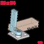 RAJACK B6xD4 Pivot