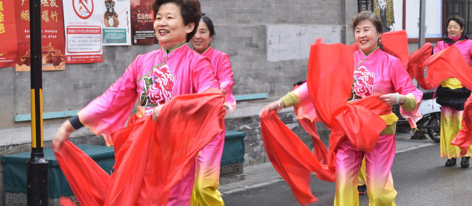 Ageism Towards Womxn Around The World: China