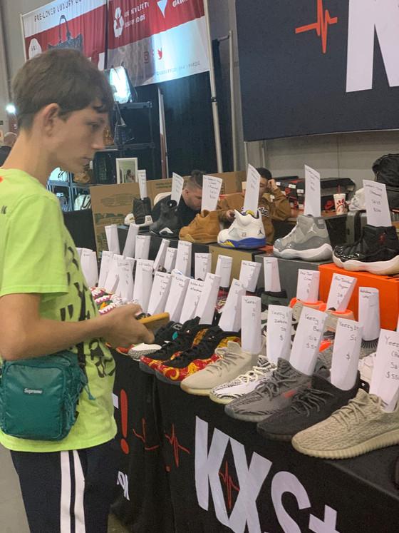 KXStart! Global at Sneakercon ATLANTA 2019