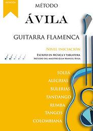 Curso de guitarra flamenca Iniciación