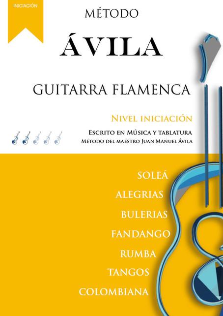 Método Ávila , Guitarra Flamenca