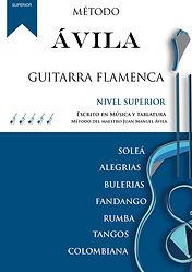 Nivel superior de guitarra flamenca
