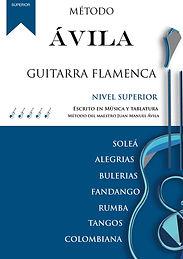 Curso superior de guitarra flamenca