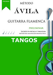 CURSO DE TANGOS PRELIMINAR