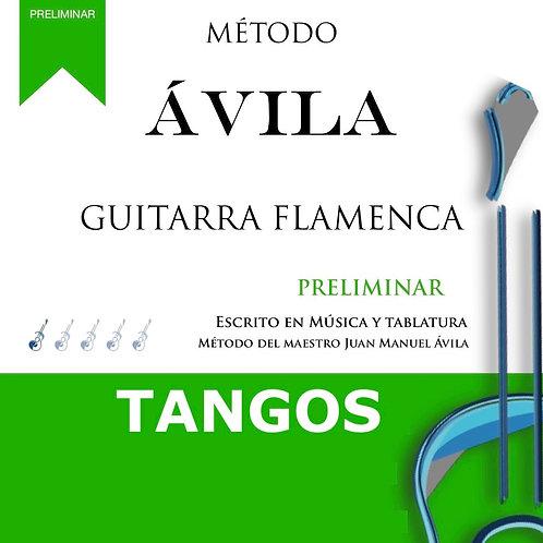 Tangos - Preliminar