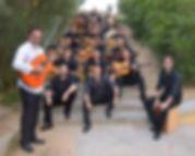 Cursos y clase e guitarra flameca en Barcelona