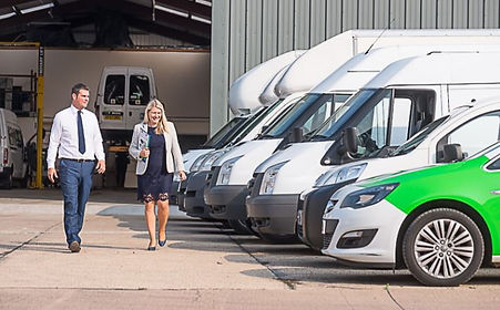 Go are experts in fleet management