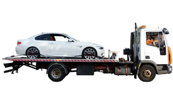 Vehicle recovery services in Cheltenham