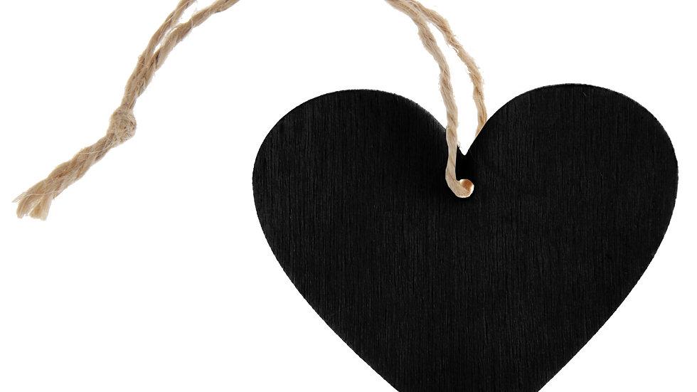 Marque-Place en coeur