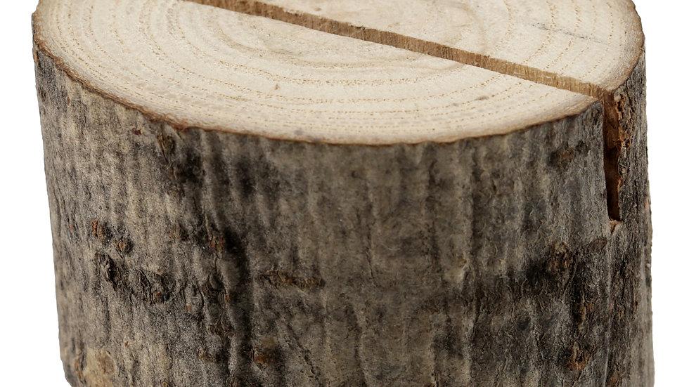 Marque-place en bois