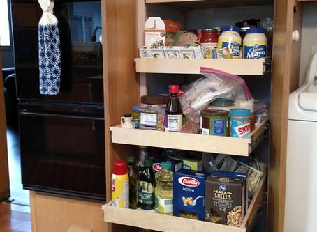 Custom Closet Pantry Solutions