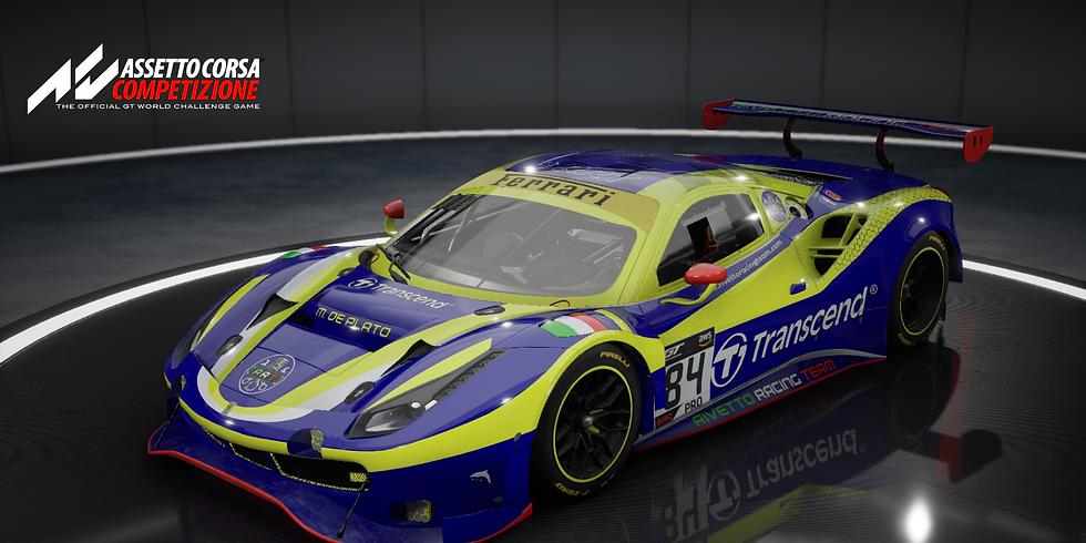 GT3 Series Season 4 By Drivingitalia.net - Race 1