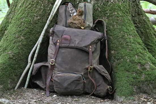 Journeyman Bushcraft Pack Review
