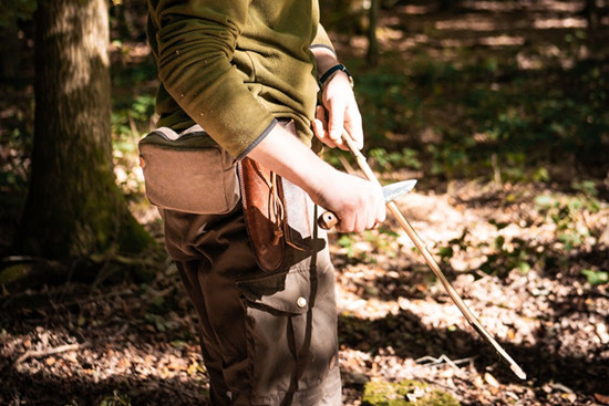 Kit Loadout from Howl Bushcraft