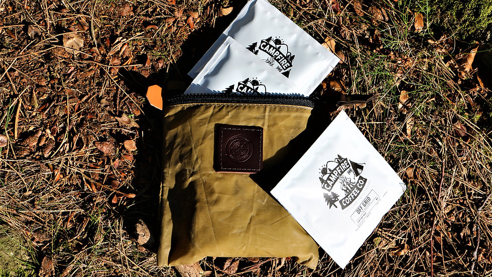 Campfire Coffee Bags