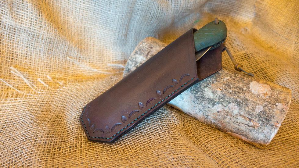 Laplander Leather Sheath