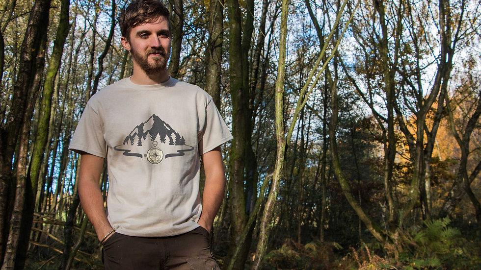 The Journeyman Mountain T-shirt