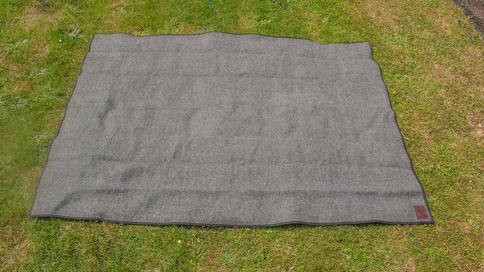 Wool & Wax Canvas Blanket