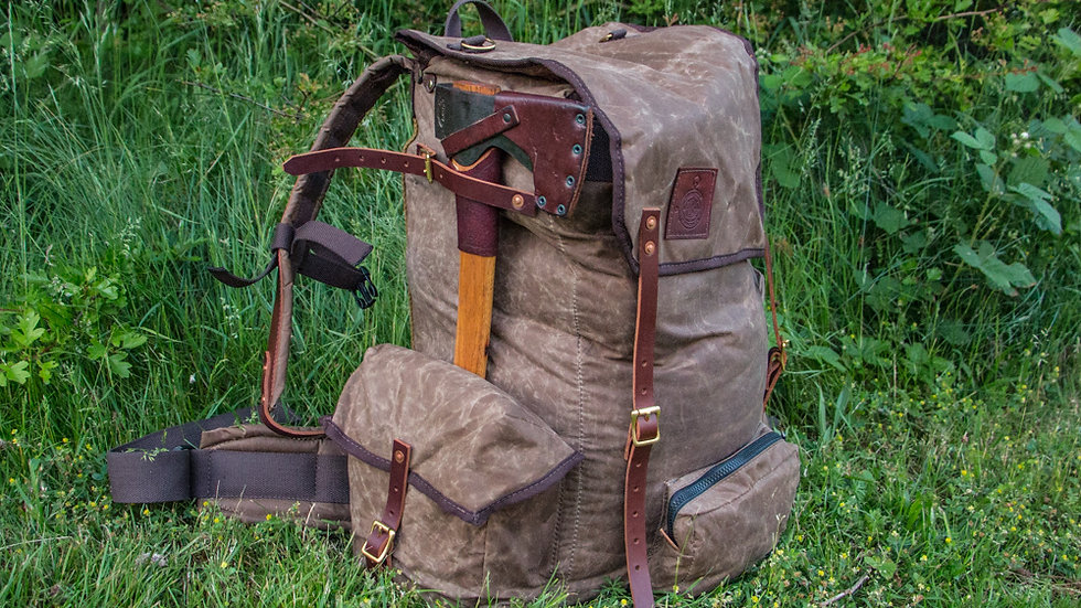 The Journeyman Classic Bushcraft Pack