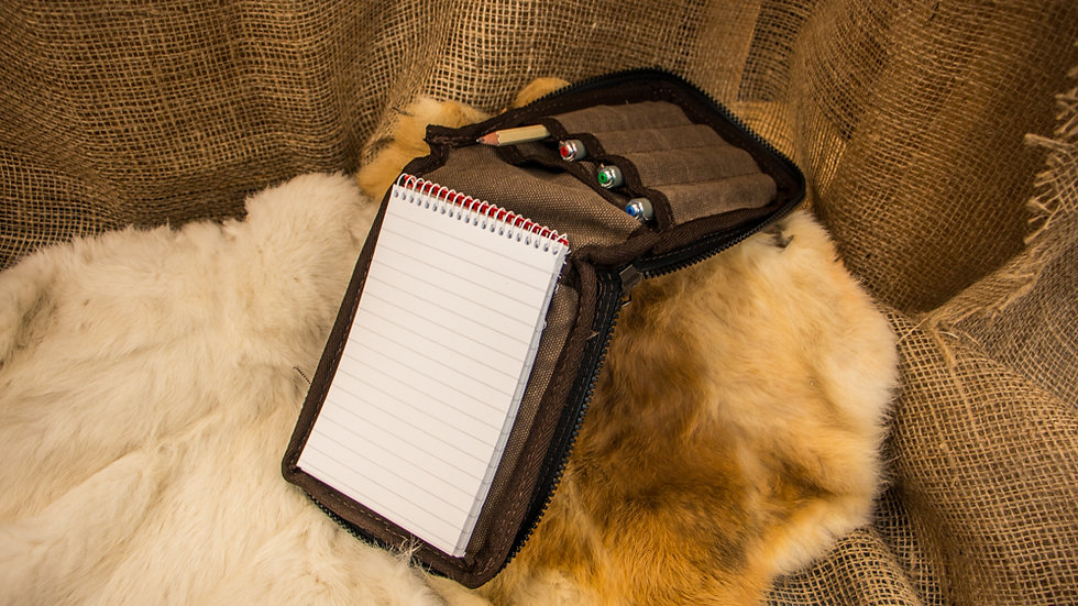 Notepad Cover