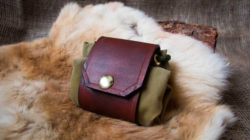 Foragers Dump Pouch