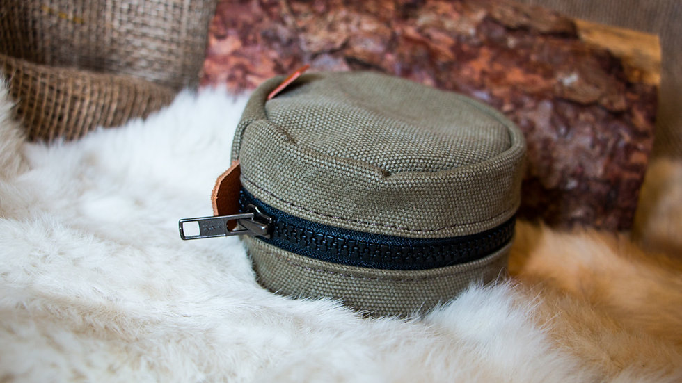 Trangia Meth Burner Canvas Pouch