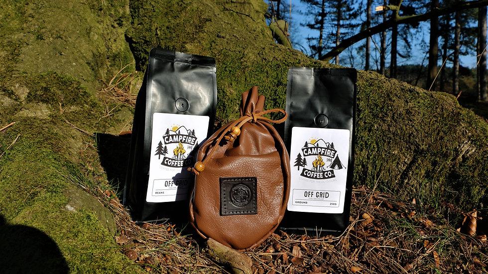 Campfire Coffee (Beans & Ground)