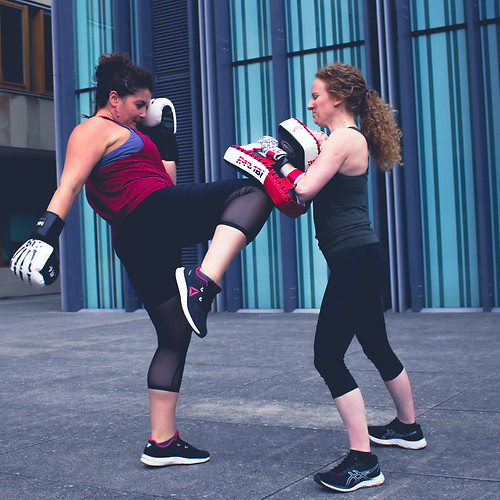 Develop those powerful knee strikes!