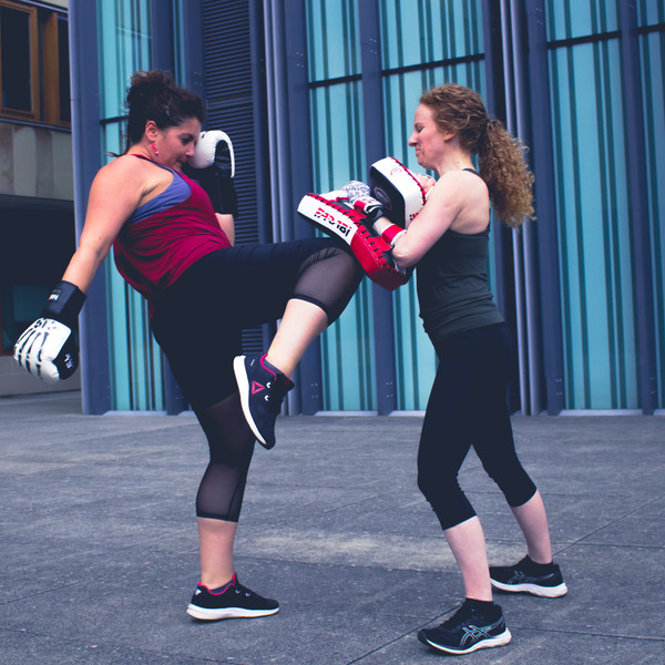 Develop those powerful knee strikes!