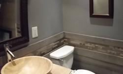 Plumbing & Tile Work