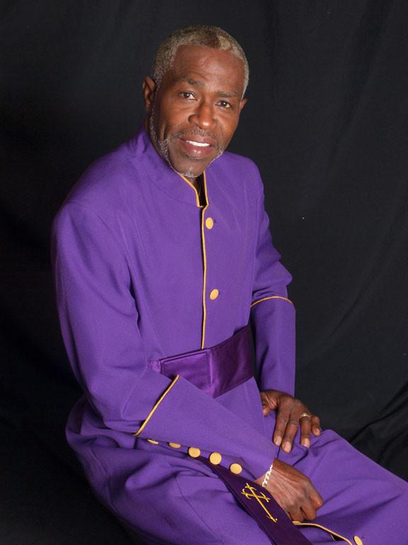 Elder Connail Johnson