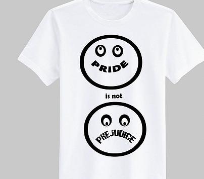 T-shirt design for atheists of utah