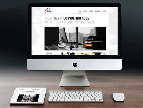 WEBSITE FOR NY BASED IT COMPNAY