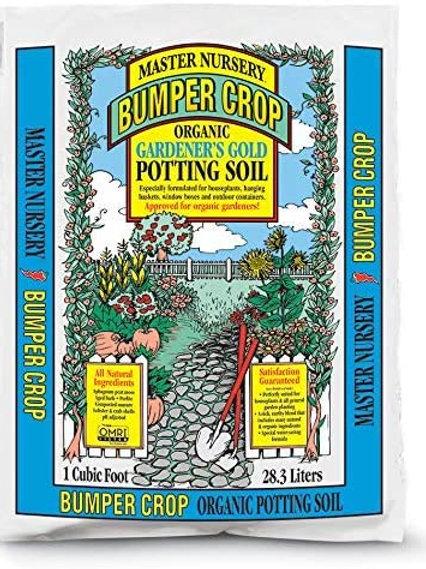 Gardener's Gold Organic Potting Soil